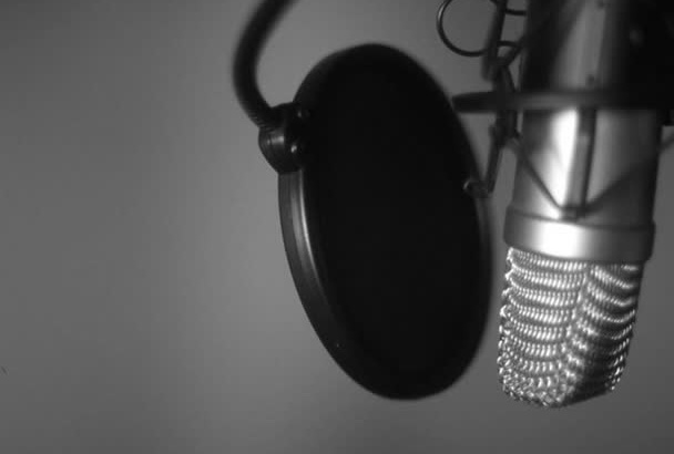 record a 200 word American female voice over narration