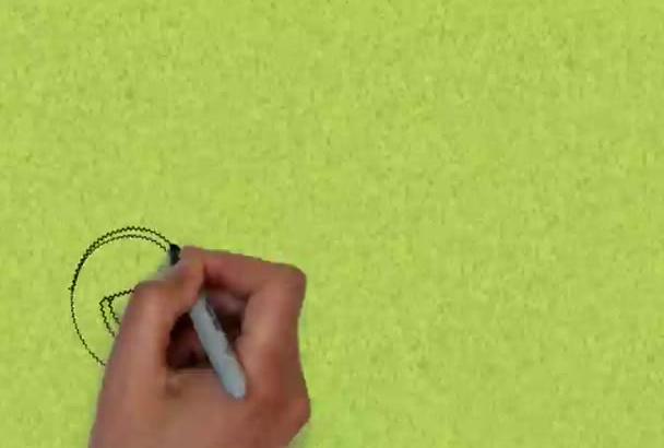 create PROFESSIONAL white Board animation