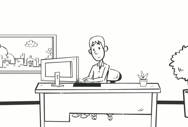 create a Professional Whiteboard Animation Video In 24hrs