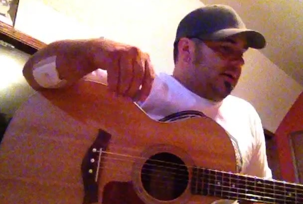 grab my acoustic and write a song for your lyrics or poem
