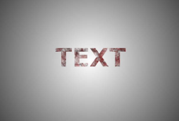 create particle text in 24H