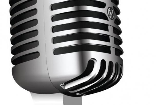 record a professional quality American Voice Over TODAY