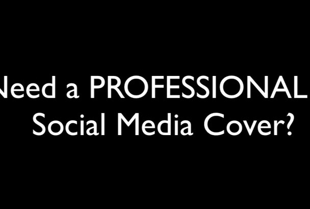 create any banner, social media cover, or header