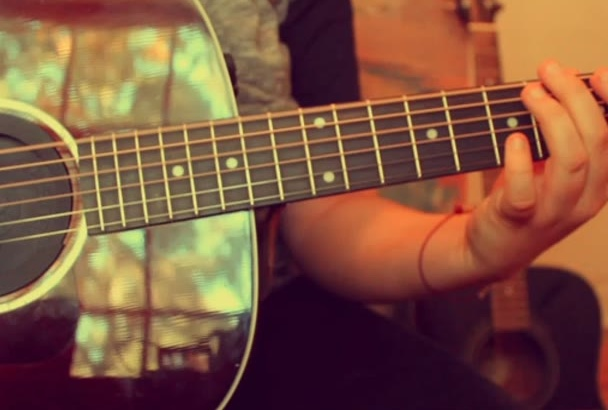 give you a music lesson via Skype or through weekly emails