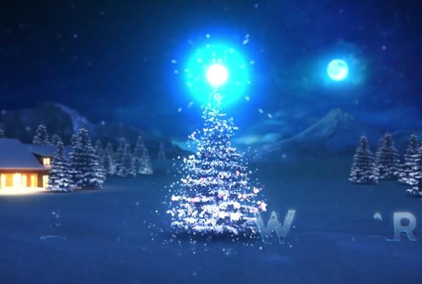 make New Year Video Promo