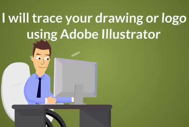 redraw and vectorize your images,drawings,logo