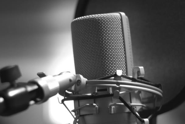 provide an HQ female Voice Over in 48 hours