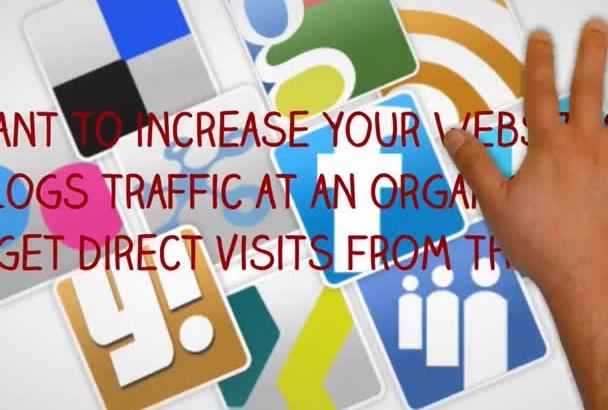 do manual social bookmark to 30 sites PR9 to PR5