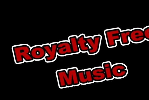 create a unique royalty free music track