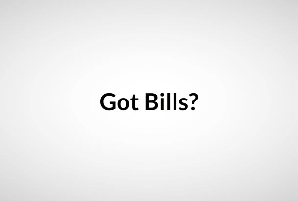 make You Pay Your Bills