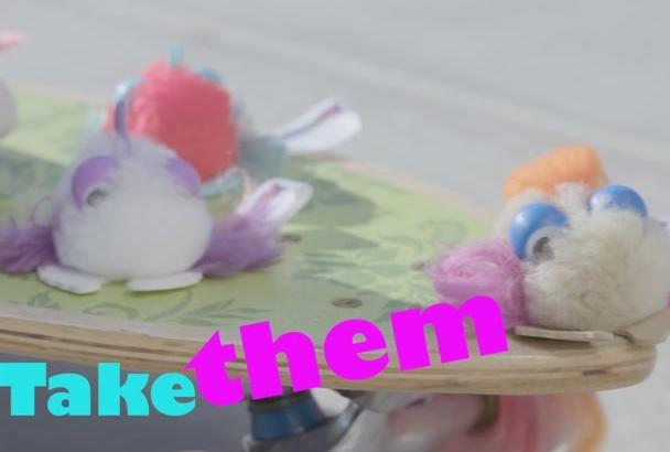 send you an original Zoopooz Surprise Toy