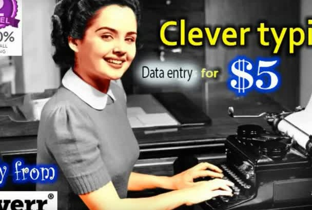 do data entry,PDF,Excel,word,word press data entry