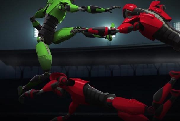 do Robot Football   Intro video