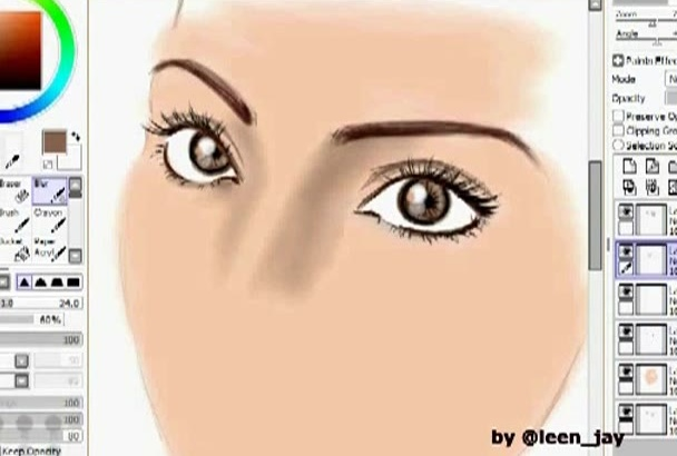 do realistic digital portrait for you