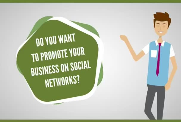setup your business page on a social media site