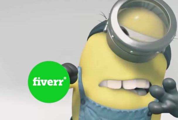 hacer un vídeo divertido con tu logotipo