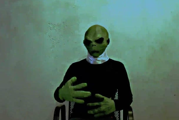 provide you ALIEN video service for various occasions