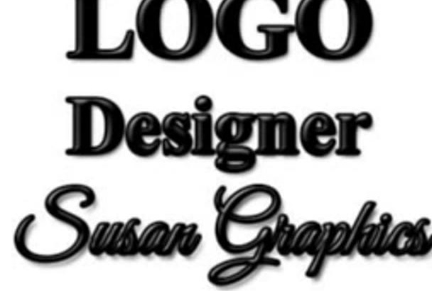 modify,redesign any logo for your business