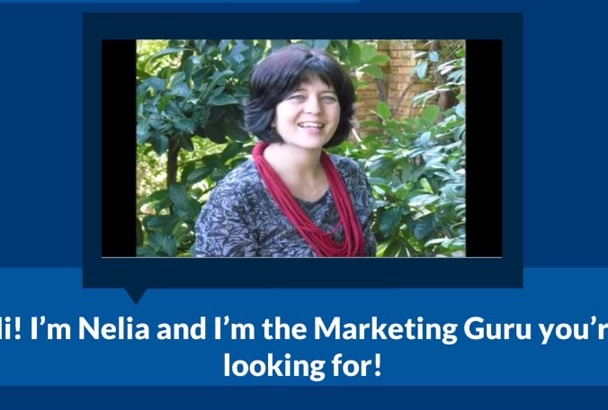give you 5 MARKETING tips for your business