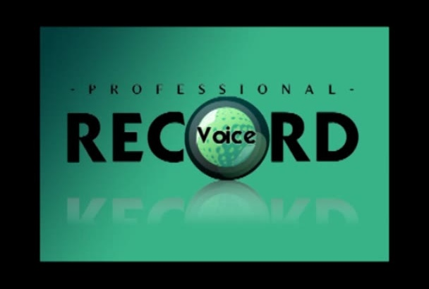 record unlimited word in female  voice within 24 hours