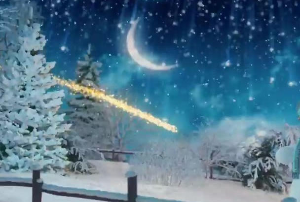 make a Merry Christmas Wishes for you HD