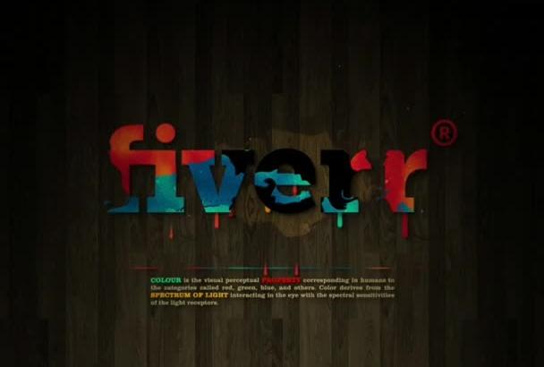 create logo animation for business development