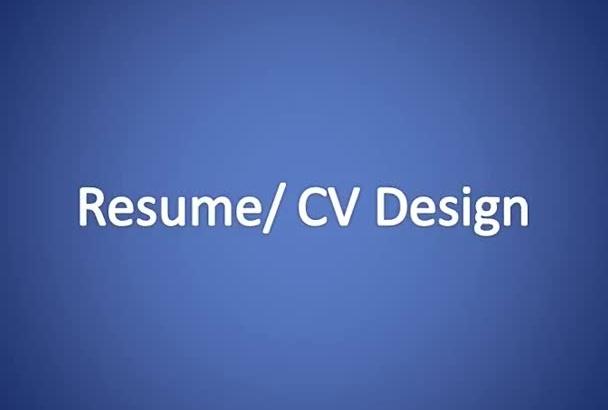 professionally edit your resume