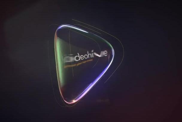 do Glass Logo intro