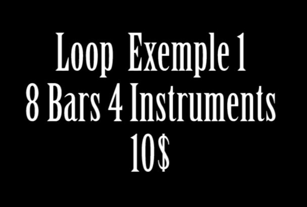 create loops for your music