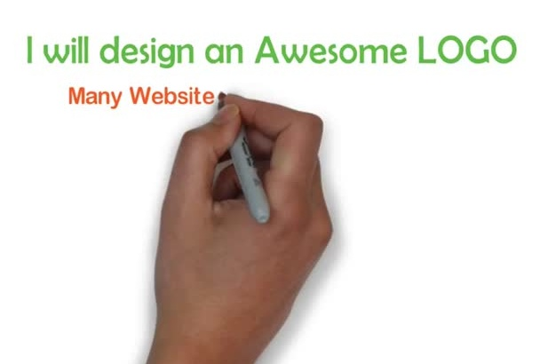 design an awesome Amazing SUPER Logo