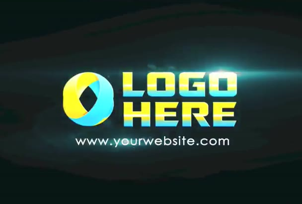 design this AWESOME Logo Reveal in hd
