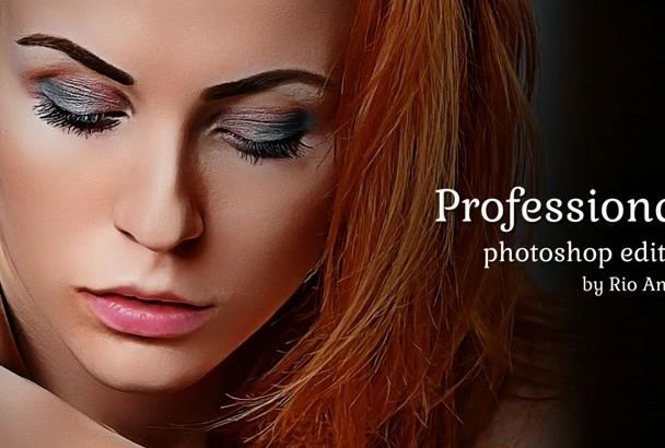 do any Professional Photoshop job within 24 hours