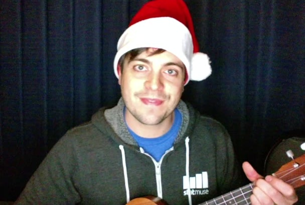 write an original song for a Christmas gift