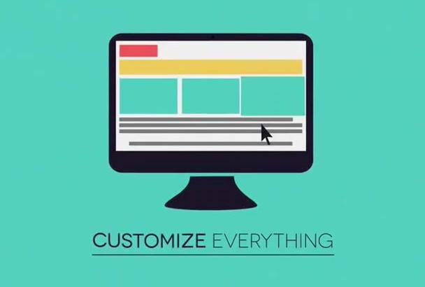 design And Develop Responsive Website