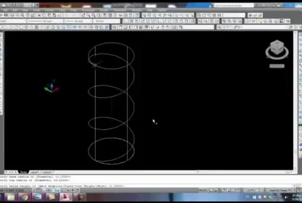 do your sketches and drawings in AutoCAD 2D y 3D