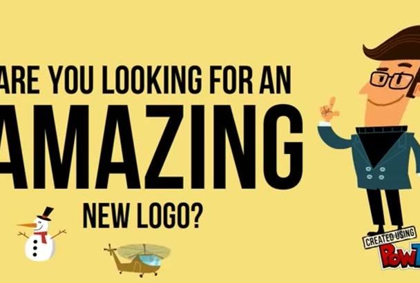 design an ORIGINAL and personal logo