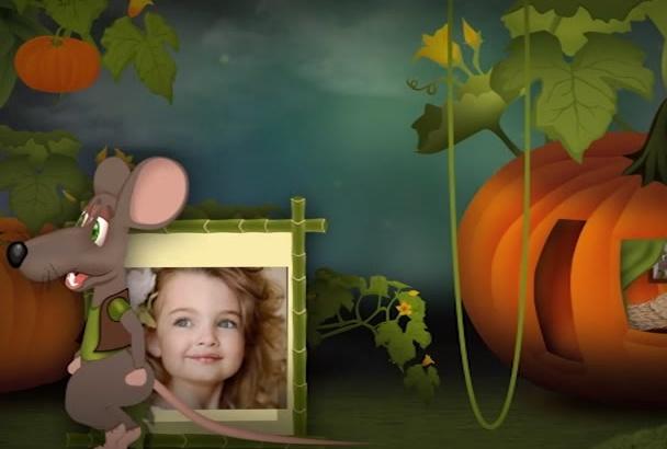 create Little Mouse World