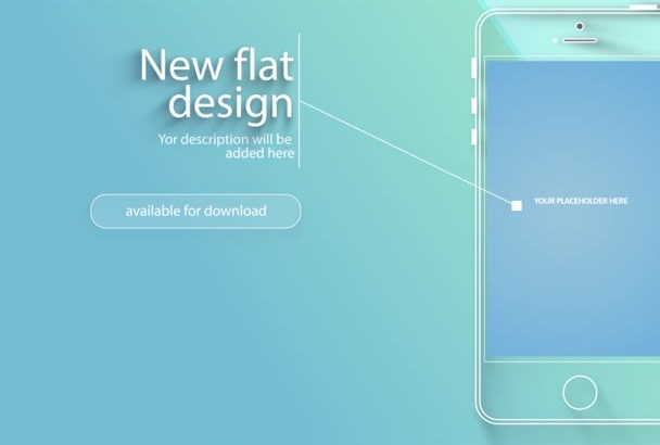 showcase your mobile app with this stunning mockup video