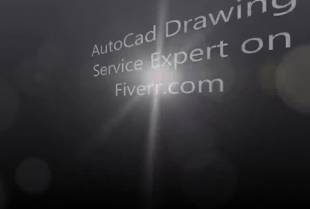 draw anything you need about your AutoCad Project