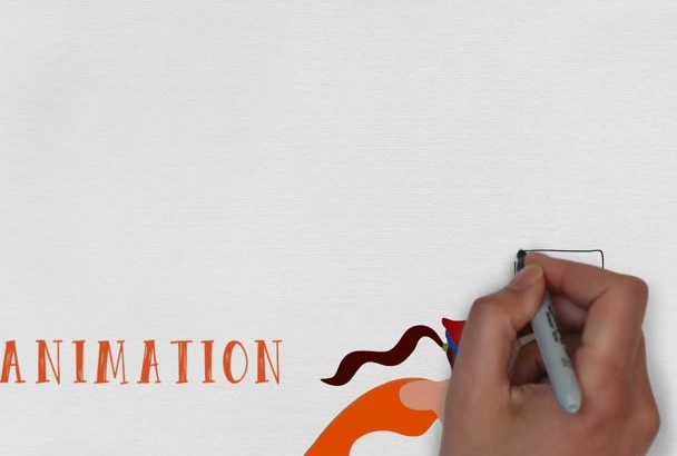 create stunning whiteboard animation