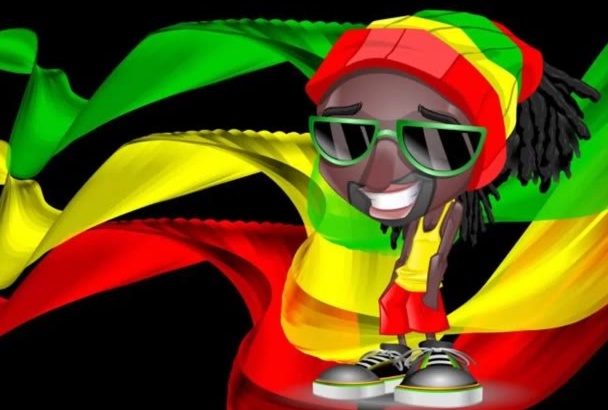 give studio recorded Jamaican slangs