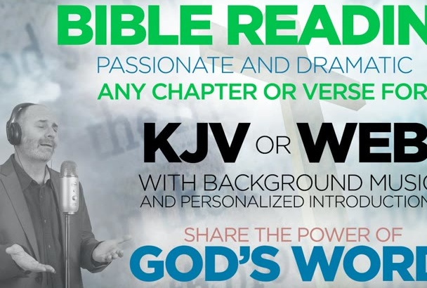 record Bible verses in a POWERFUL way