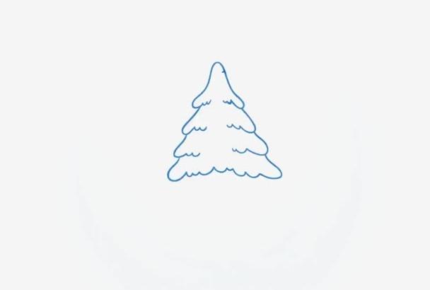 create this cute christmas video