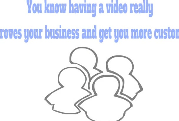 write 1 minute script for Marketing video and TV commercials