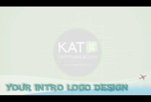 intro Of 9 Seconds Of Your Logo