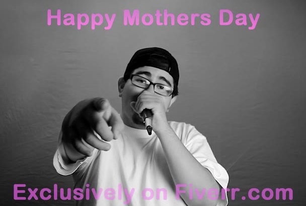 create your Mothers Day Song