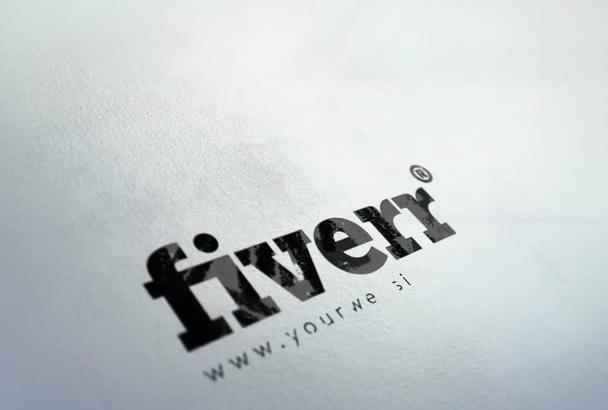 make sketch logo reveal video intro