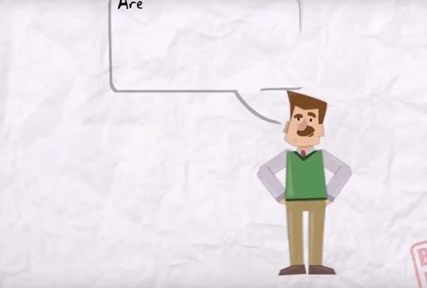 create a fun Cartoon Animated Explainer Video