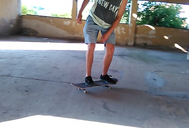 film whatever you want with my skateboard