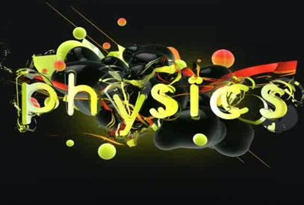 help in your physics assignments and home works
